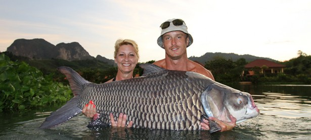 Fishing In Thailand | Gillhams Fishing Resorts